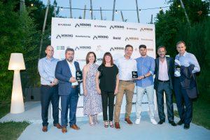 Mining Awards 2021. Nordia Marble. Νικητής 2 κατηγοριών βράβευσης