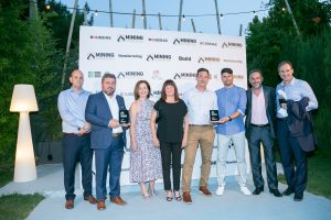 Mining Awards 2021. Nordia Marble. Μεγάλος Νικητής