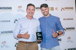 Mining Awards 2021. Nordia Marble. Ο Μεγάλος Νικητής