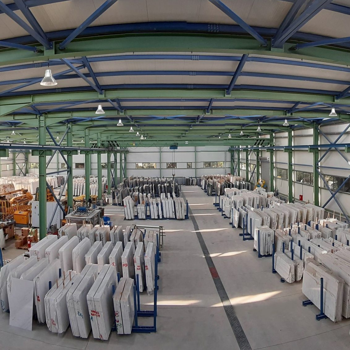 Athens Factory - Slabs